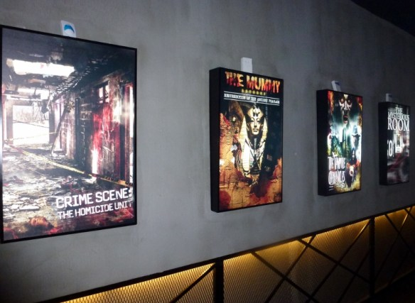 Escape Room Penang Malaysia the games