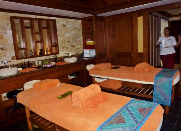 Shangri-la Spa - Golden Sands Resort