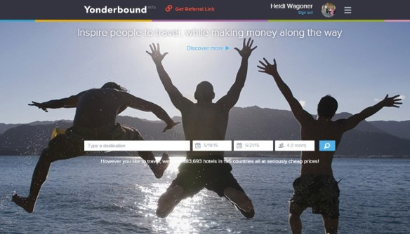 Yonderbound is Travel Planning, Social Media, Inspiration and Reviews all rolled into one.