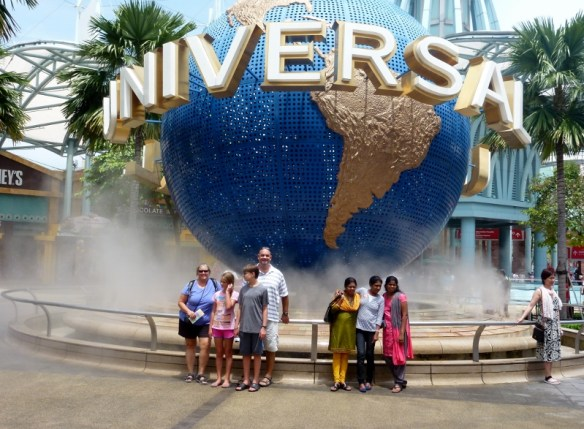 Wagoners Abroad Universal Studios Singapore #YourSingapore #Singapore360