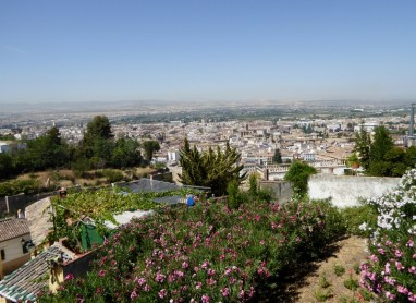 Granada-Spain-Segway-Tour-with-EnSegway-Albaicin-Great-View