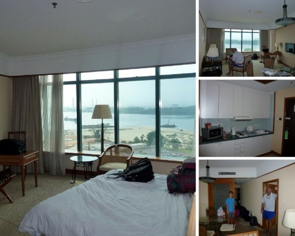 Johor Bahru Malaysia - Grand Blue Wave Hotel