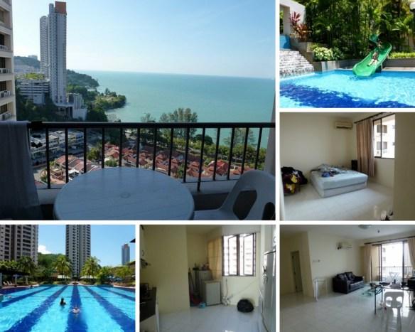 Penang Malaysia Miami Green Condo - Rental via Airbnb