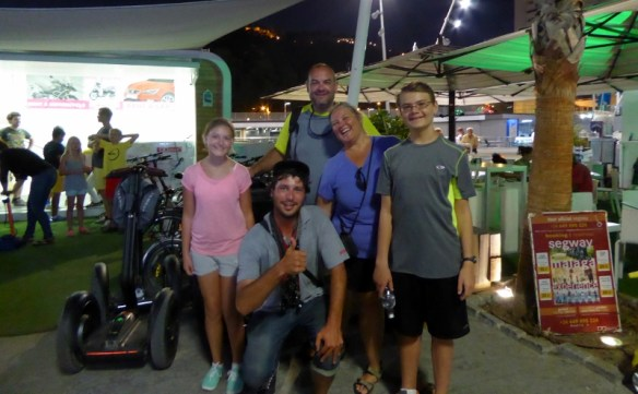 Segway Malaga Experience Spain - Costa del Sol with our guide Alex