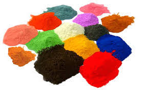 Powder Coating Colors and Pigments