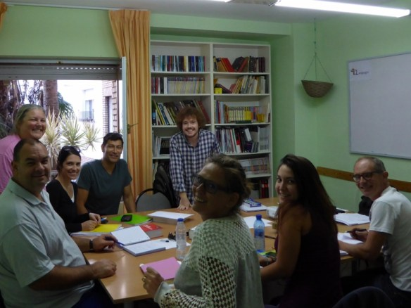 Tropical Coast Languages Spanish Lessons in Almunecar Spain