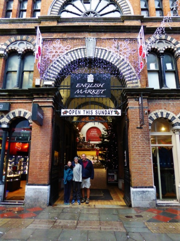 Cork City and The English Market -Ireland Vacation - 5 Day Itinerary In The South