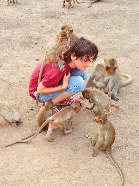 Drew Smith - Through the eyes of the traveling Child Monkeys everywhere 2015-03-17