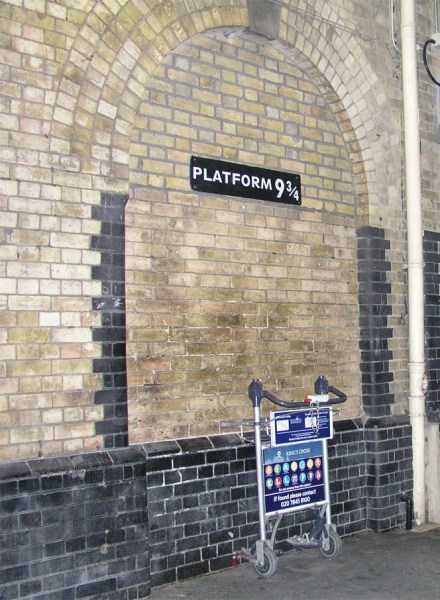 King'sCross_platform9¾ Free things to do in London