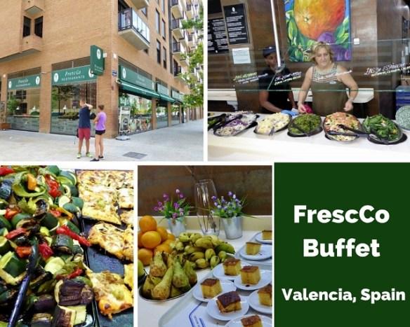 FrescCo Buffet Valencia Spain