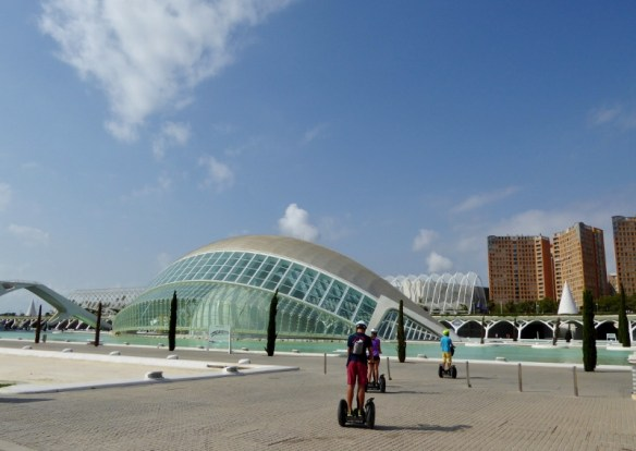 Segway Valencia Tour - City of Arts and Sciences