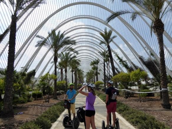 Segway Valencia Tour - City of Arts and Sciences