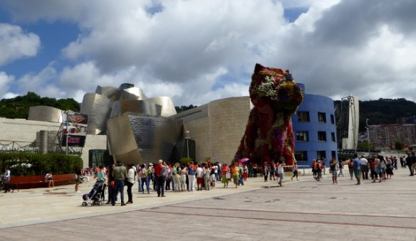 Guggenheim Bilbao Basque Country Spain