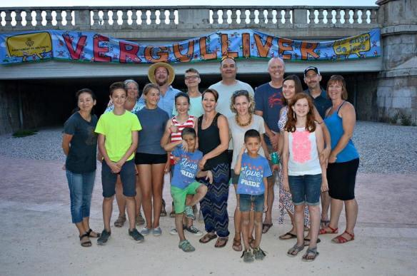 Jenkins Family 4th of July Valencia