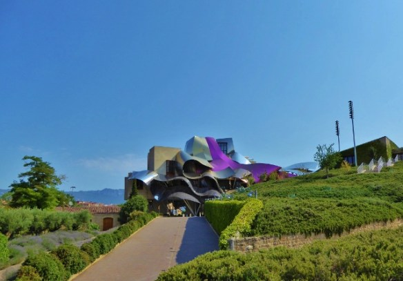Marques de Riscal La Rioja Spain