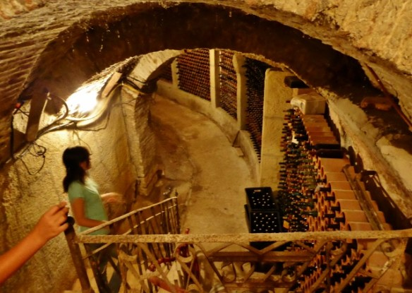 Navarrete Spain - Private Rioja Wine Cellar Tour