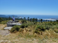 Wind Turbines Carnota Spain Galicia