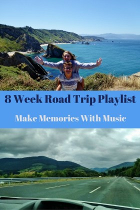 8 Week Road Trip Playlist - Make Memories With Music. Driving through Spain and France