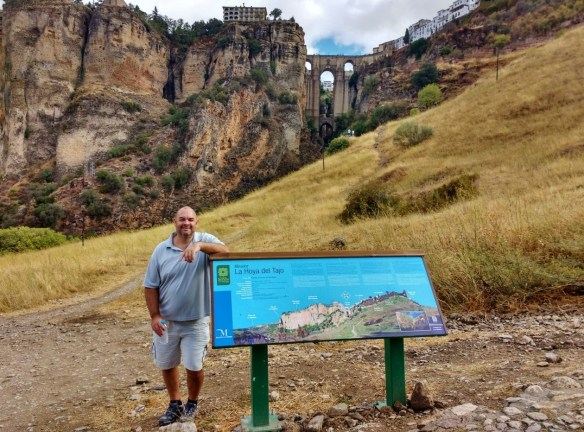 Entrelenguas-hiking in Ronda Spain