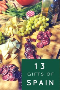 13 Gifts of Spain - If you've visited Spain, i's likely touched your heart & tastebuds. We share a few ideas to give the perfect gifts of Spain for any occasion. Read mores on WagonersAbroad.com