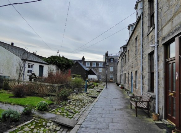 One Of The Best Tiny House Villages Footdee Fittie