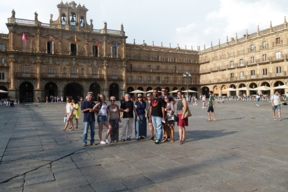 Pueblo Espanol excursion to Salamanca!