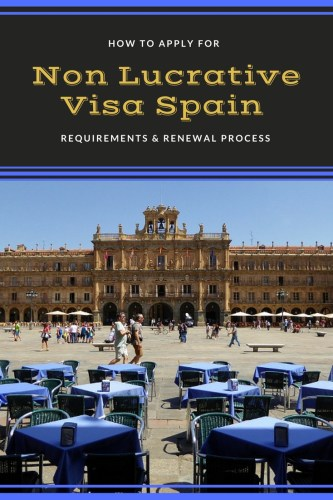 Moving to Spain, how to apply for the non lucrative visa Spain requirements and detailed process for renewal of the Spanish resident card.  Read more on WagonersAbroad.com