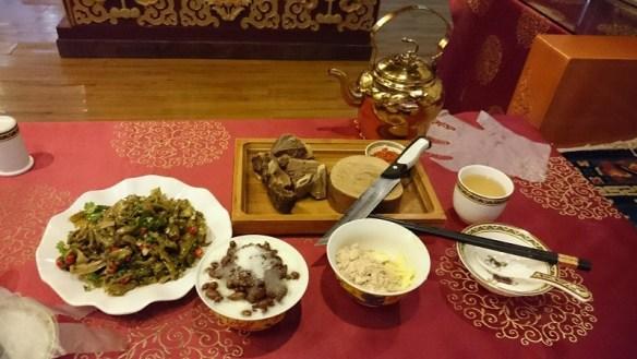 Unique Dietary Habits of Tibetans