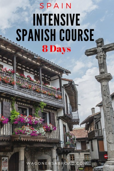 Curious about trying an intensive Spanish course? We were students with Pueblo Español in Spain and we have something to say about it! Read more on WagoenrsAbroad.com