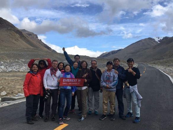Lhasa to Evert Base Camp Tour Highlights and Top 3 Places to Shoot Mt. Everest