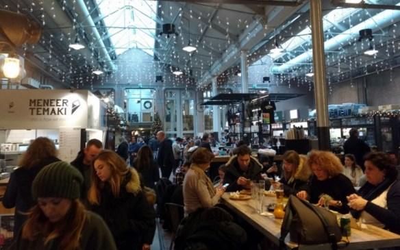 Amsterdam Christmas foodhallen 29