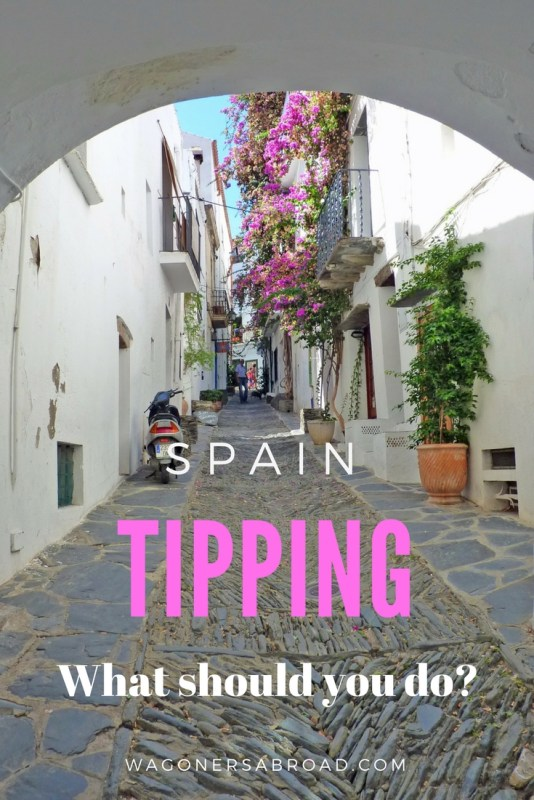 You are traveling around Spain and of course enjoying plenty of offered services which come along with travel.  If you are coming from the US or another country which customarily tips for service, you may be a little perplexed when you are in Spain. Tipping in Spain is a bit different from what you are accustomed to. Read more on WagonersAbroad.com