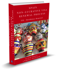 Spain non lucrative visa renewal process. You've had Spanish residency with the Spain non lucrative visa or the Spain retirement visa and it's time to renew.  Here's the full Spanish residency renewal process & requirements all in one place! Read more on WagonersAbroad.com