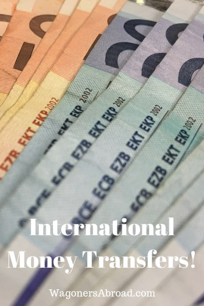 What do we use for international money transfers? Of course, it depends, so we share some of our money transfer tools & tips with you! Read more on WagonersAbroad.com