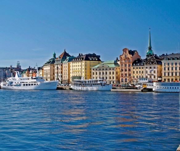 cruise stockholm
