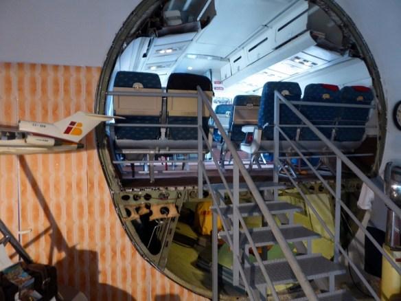 Airport Museum Malaga fun and interactive