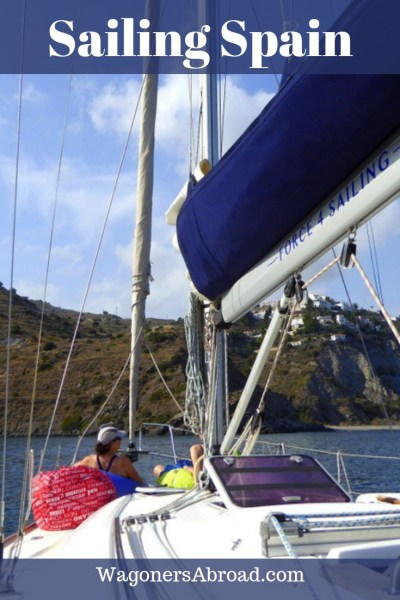 A luxuruy sailing charter in Costa Tropical Spain, from the Marina del Este in La Herradura. Sailing the Med, kayaks, paddle boards, food and drinks too! Read more on Almunecarinfo.com