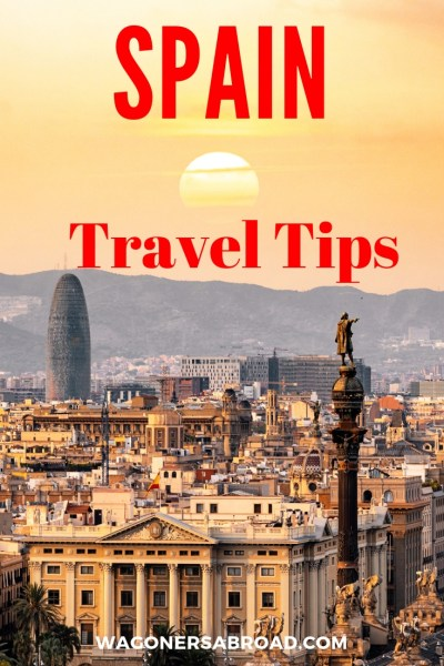 It doesn't matter if it is your first time visiting or if you have come before, we can all use a good dose of Spain travel tips!  With seven years of living in Spain and helping hundreds of people with moving or visiting Spain, we have some great Spain travel tips for you! Read more on WagonersAbroad.com