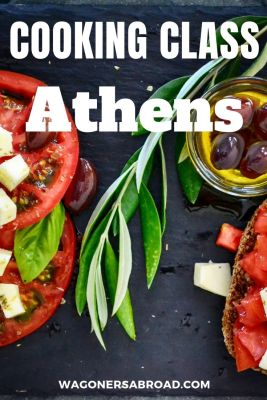 You will have an amazing experience at this Athens cooking class, greek food at Yoleni's. Learn more about the great family-friendly experience. Read more on WagonersAbroad.com