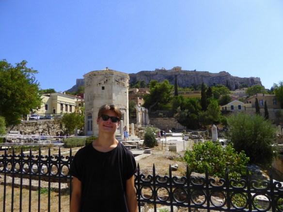 Athens exploring
