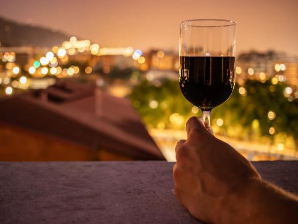 best rooftop bars Barcelona