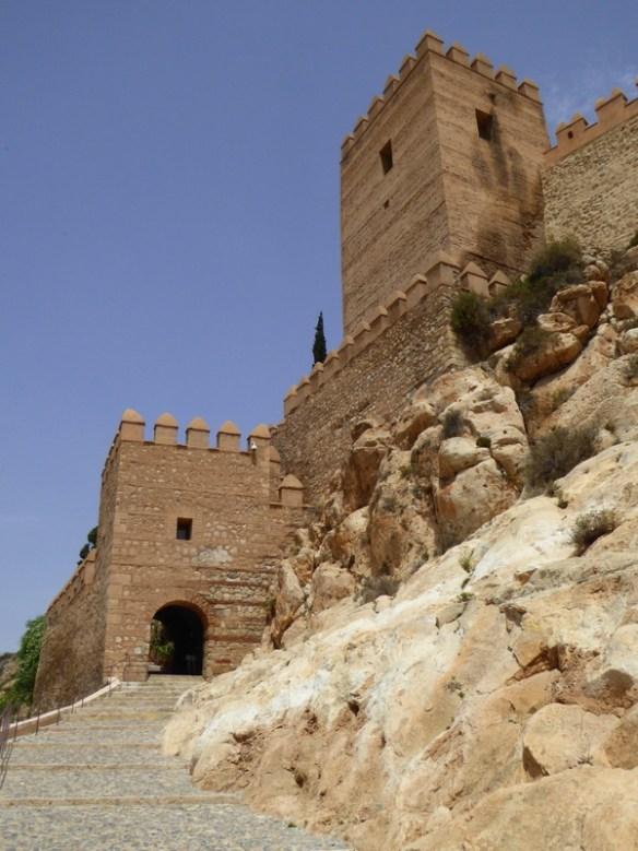 Almeria Alcazaba Game of Thrones film site