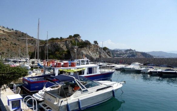 summer fun on the 2-hour boat excursion from Marina del Este La Herradura Spain
