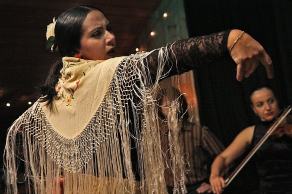 Attend a Flamenco show in Triana, Seville. Read more on WagonersAbroad.com