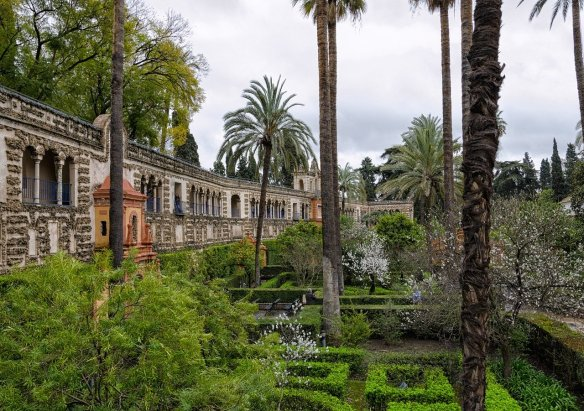 Explore the Alcazar in Seville. Read more on WagonersAbroad.com