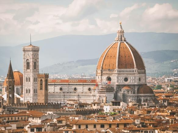Americans can study in italy! Read more on WagonersAbroad.com