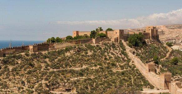 Costa de Almeria - alcazaba-of-almeria Read more on https://wagonersabroad.com