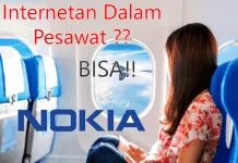Wah Dipesawat Nokia Siapkan Jaringan 4G LTE