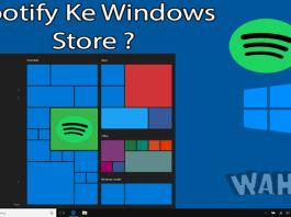 Spotisy tersedia di windows 10
