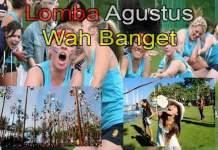 33 Jenis Lomba Agustus-an Paling Populer, Unik, Dan Menarik Se-Indonesia